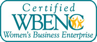Certified Woment's Business Enterprise